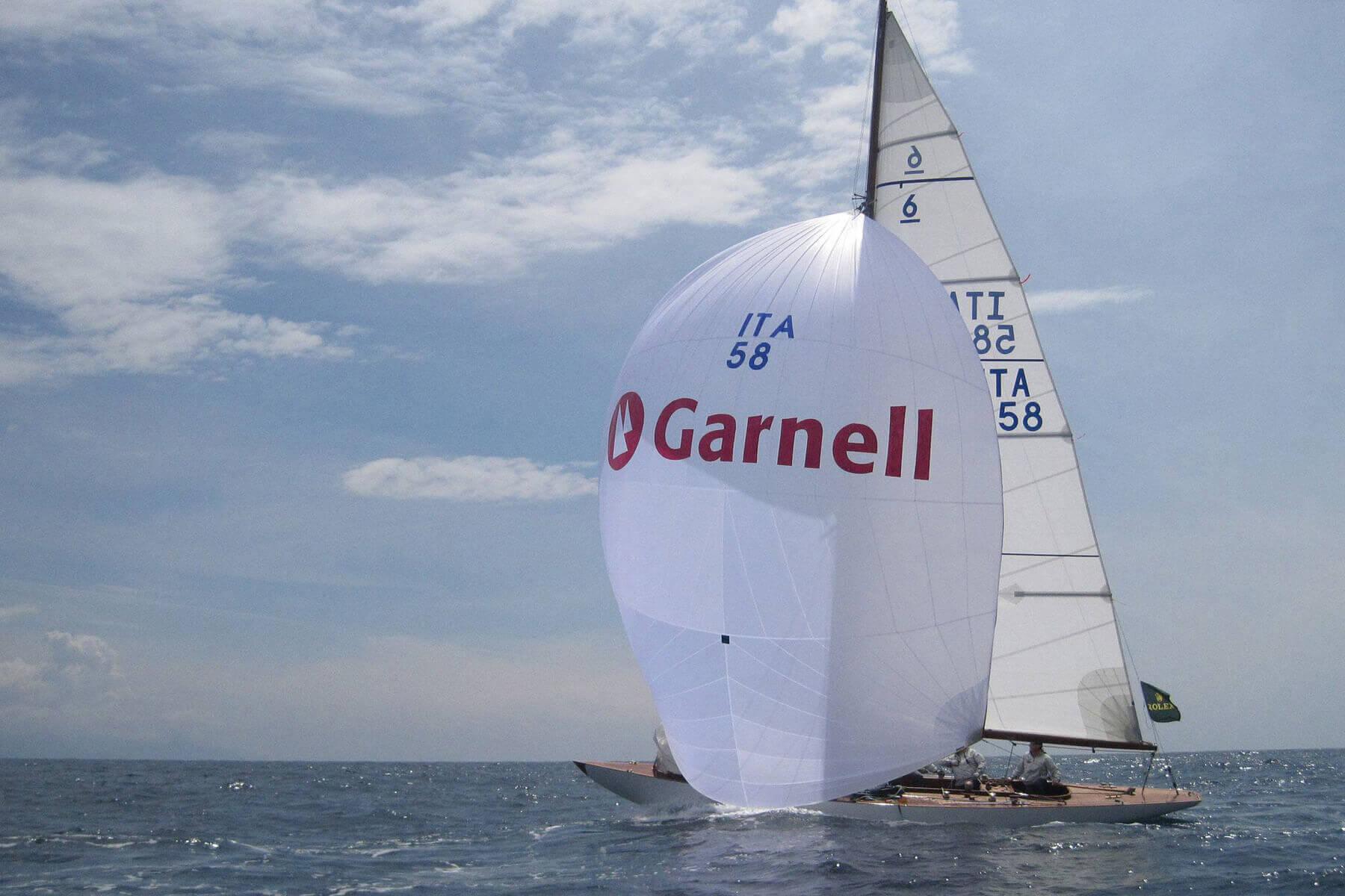 Una regata di Garnell