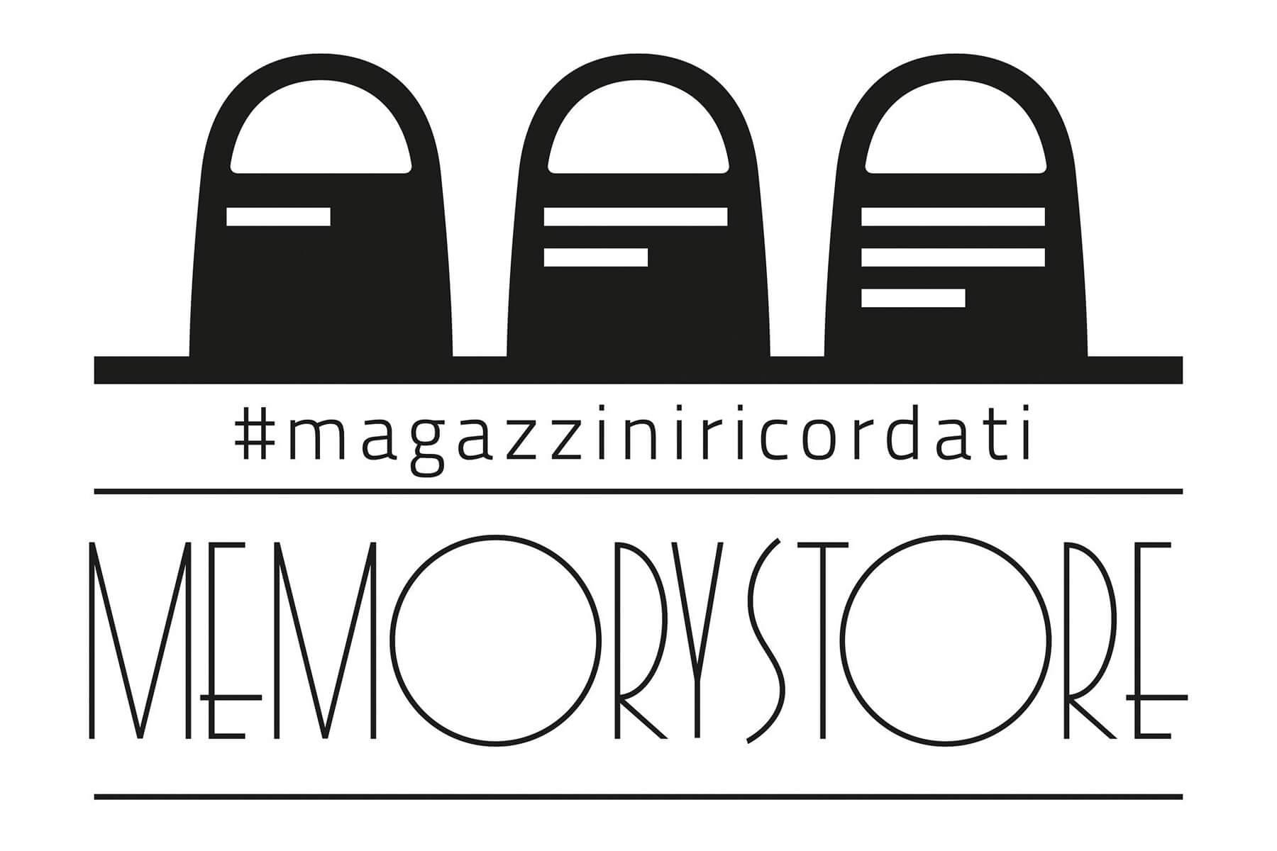 Logo Memory Store #magazziniricordati