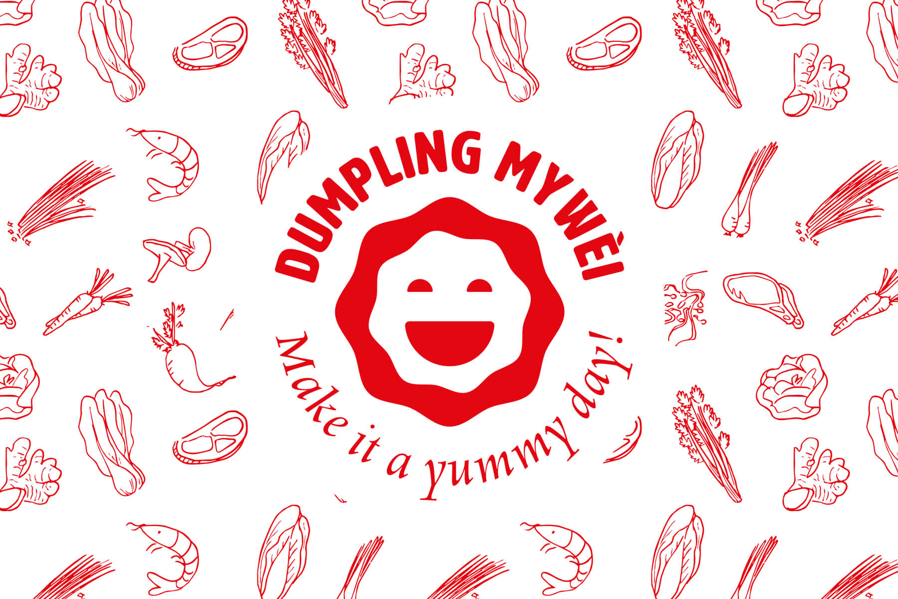 Dumpling Mywèi: make it a yummy day!