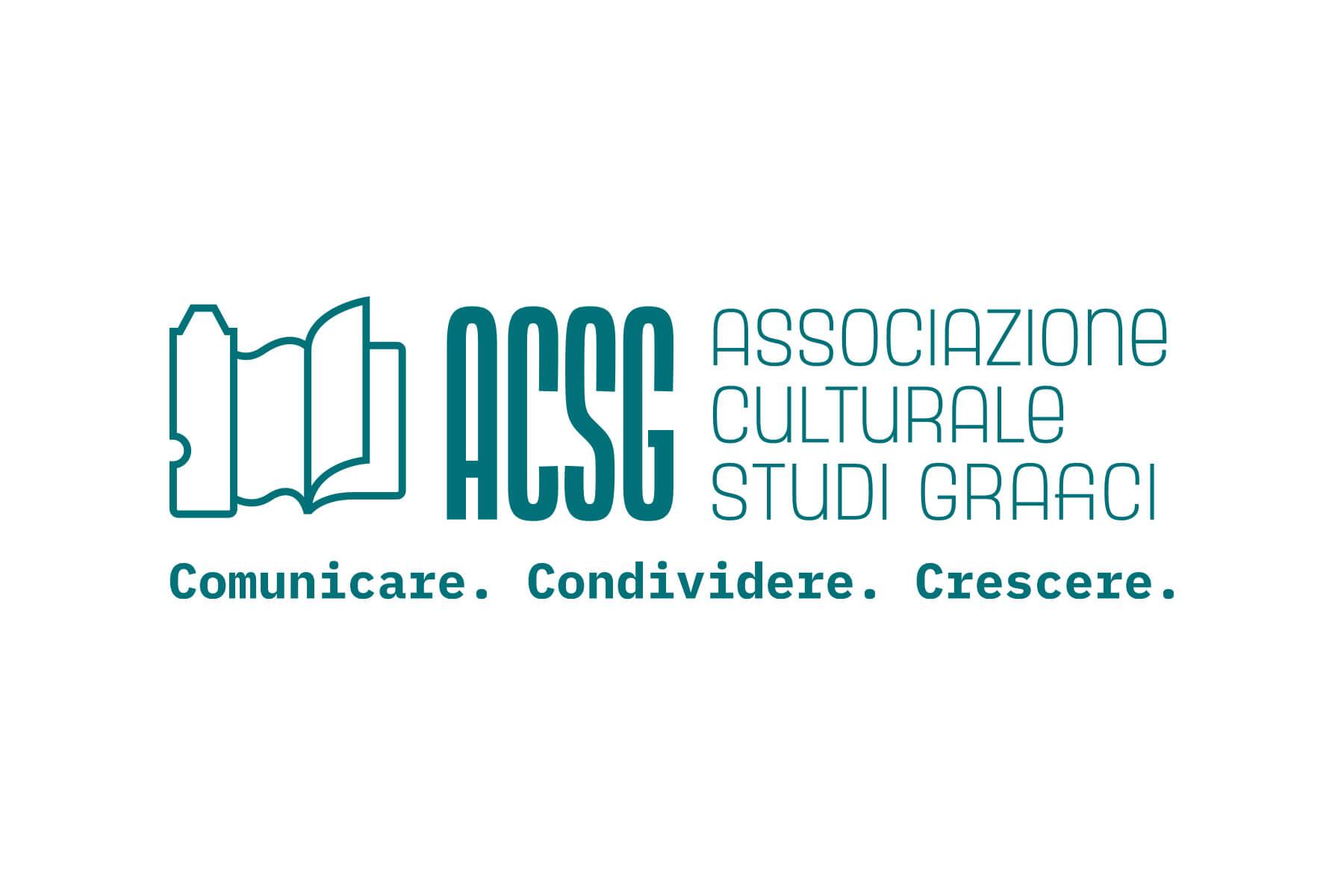 Logo principale di ACSG Associazione Culturale Studi Grafici